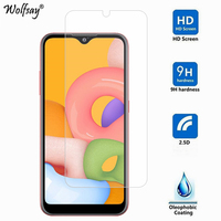 phone screen For Samsung Galaxy A01 Glass For Samsung A01 Glass Screen Protector Tempered Glass Protective Phone Film For Samsung Galaxy A01 (3)