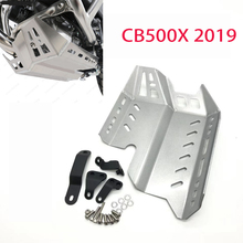 Cubierta protectora para chasis de motor de motocicleta, placa de deslizamiento Bash para HONDA CB500X 2019 2020 CB 500x