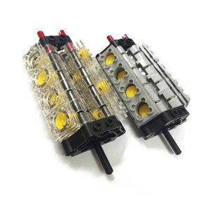 1Set V8 Engine Cylinder Power