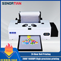 Senortian DTF Printer A3 T Shirt Printing Machine DIY Maker With Epson Head PET DTF Film 100 pcs Directly Heat Press Transfer
