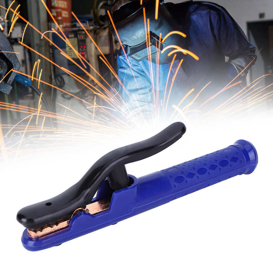 Welding Tongs Thickened Electric Weld Tool Grounding Pliers Welding Accessories 800A