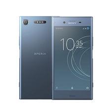 "Original Unlocked Sony Xperia XZ1 G8341 5.2"" 4GB+64GB Qualcomm 835 fingerprint 4G-LTE refurbished Japan version cellphone"