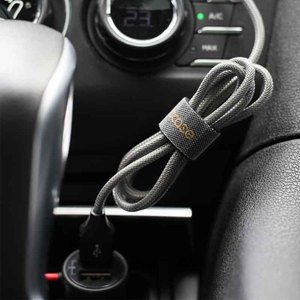 Image 5 -  Bcase Tear off Velcro Easy To Use  Easy To Store PP Hook Material Storage Wire Suitable for Office Car Study 1M/3M