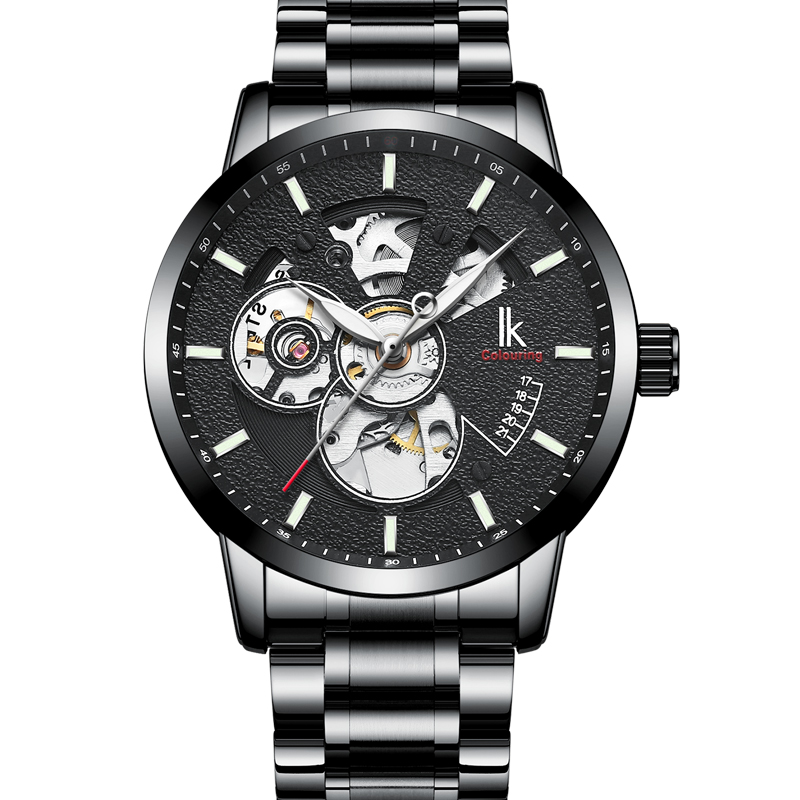 Stainless, Men, Colouring, Luxury, Steel, Homme