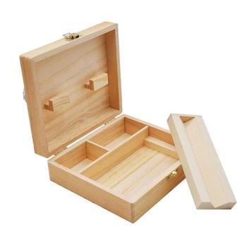 2020 brązowy z drewna cedrowego pokryte cygaro Humidor nawilżacz z higrometr Case Box z wilgotnościomierz urządzenie nawilżające tanie i dobre opinie CN (pochodzenie) Natural wood