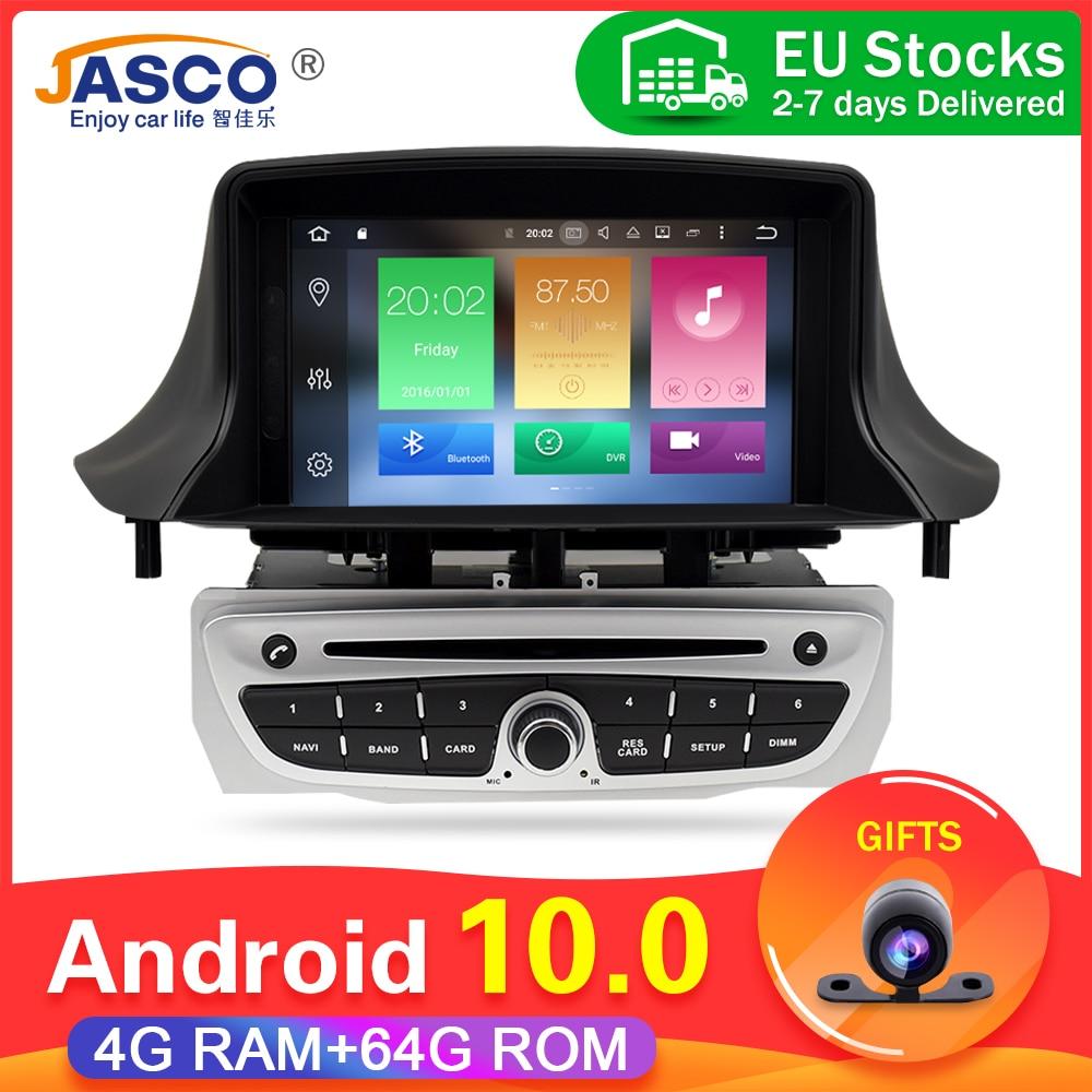 Автомагнитола на Android 10,0, DVD-плеер, GPS, ГЛОНАСС, навигация для Renault Megane 3, 4 Гб RAM, видео, мультимедийное радио