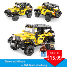 610pcs Fit Technic Series XingBao Off-road Adventure Truck Set Mini Figures City DIY Building Blocks Toys for Children Boy Gifts legoing technic series 42069 2050pcs ultimate extreme adventure car toys for children gift 20057 building blocks set