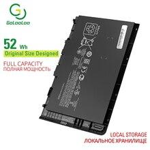 Golooloo 14.8v/3400mAh laptop battery for HP EliteBook Folio