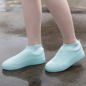 Shoes-Covers Non-Slip Dustproof Winter Silicone Reusable