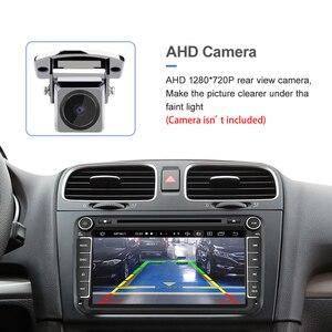 Image 4 - Reprodutor multimídia do carro do andróide do ruído 2 para vw/volkswagen/tiguan/magotan/golfe/caddy/skoda/seat/leon gps wifi fm dvd canbus
