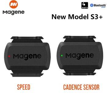 цена на Computer speedometer ANT+ Speed and Cadence Dual sensor bike speed and cadence ant+ Suitable for Gemini210