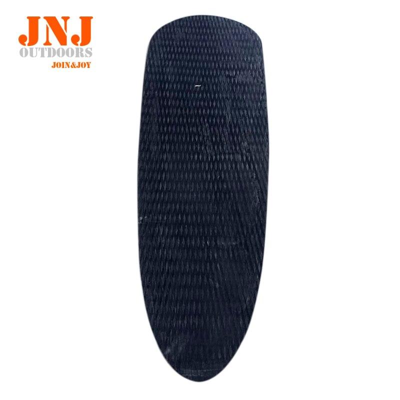 Livraison gratuite couleur noire diamant motif EVA marque colle antidérapant top pad sup deck pad grip pad