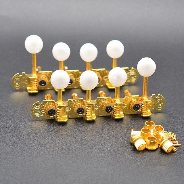 1 Set Mandoline Maschine mechaniken Tuning Keys Pegs für Mandoline Instrument