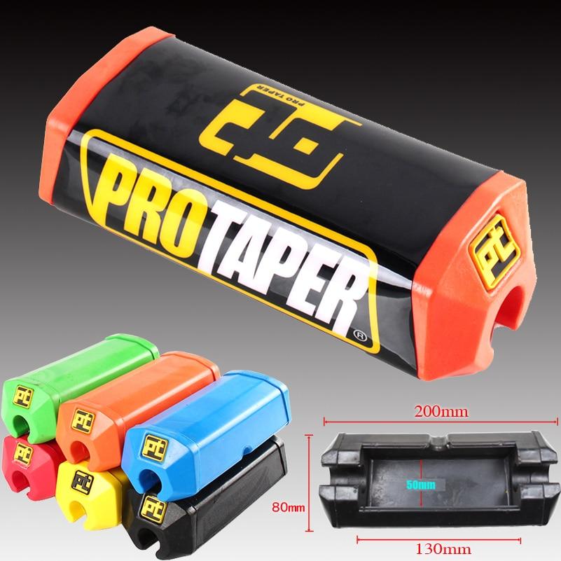 Dirt Pit Bike PT Pro Taper Motocross Handle Bar Pads Chest Protector Handlebar For 1-1/8