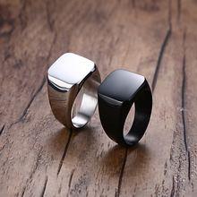 Модные роскошные мужские золотые кольца ювелирные изделия черные