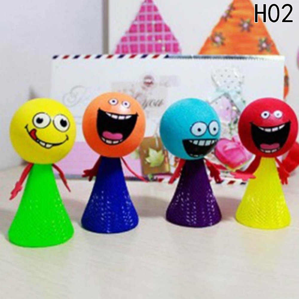 1Pcs Jump Doll Bounce Elf Fly Creative Children Kids Baby Educational Toy 9cm
