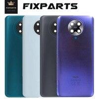 Funda trasera de Metal para Xiaomi Poco F2 Pro, carcasa trasera de batería para puerta trasera de la carcasa, reemplazo de Pocophone
