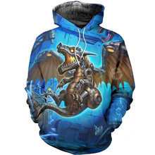 Tessffel Dragon Art Animal Harajuku MenWomen HipHop 3DPrinted Sweatshirts/hoodie/jackt/shirts Tracksuits Casual Colorful Style11