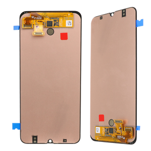 "Image 2 - 100% Super AMOLED 6.4 ""LCD Voor Samsung galaxy A50 2019 A505F/DS A505F A505FD A505A Touch Screen Digitizer vergadering met frame"