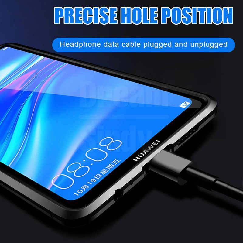Armatura Antiurto Per Il Caso di Huawei P20 P30 Lite Compagno di 20 30 Pro Honor 20 10 i Lite 8X 9X Pro P di Smart 2019 Nova 7 Pro 6 SE Silicone