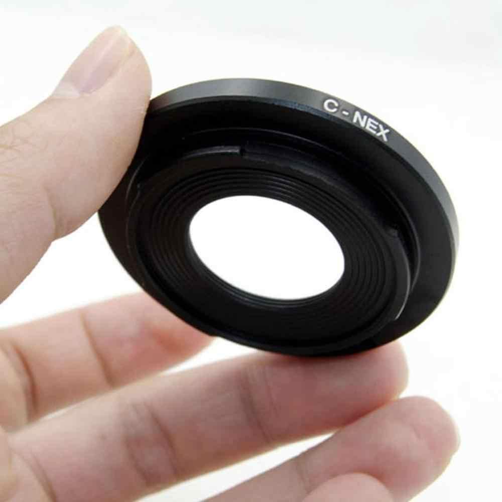 محول حلقة C-جبل عدسة فيلم حلقة الماكرو ل EOS C-NEX كاميرا عالية الجودة عدسة محول محول العدسة
