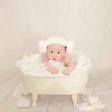 Новинка детская Ванна аксессуары для фотосъемки новорожденных