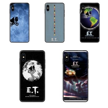 A Boy Et The Extra Terrestrial Top Rated For Xiaomi Mi Note A1 A2 A3 5 5s 6 8 9 10 SE Lite Pro Ultra Black Soft TPU Cell Phone image