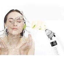 Электрический поглощающий инструмент для угрей домашний красоты