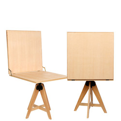 Wood Drawing Table Liftable Sketch Bookshelf Easel Stand Desktop Picture Stand Watercolor Oil Easel for Painting Art Supplies