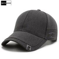 Northwood boné de beisebol para homens, chapéu de algodão sólido para ar livre, gorro osso, casquettehomme, chapéu de caminhoneiro masculino