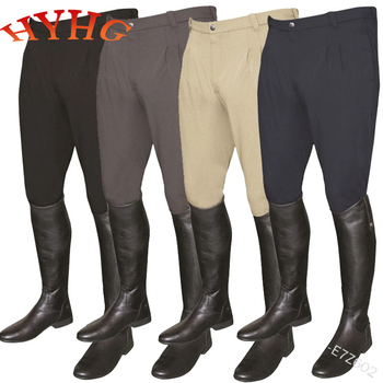 Relaxed Fit Horse Riding Pants  1