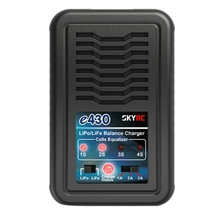 FFYY-E430 зарядное устройство 2-4S 1A/2A/3A 200Ma Lipo зарядное устройство 100-240V Ac зарядное устройство