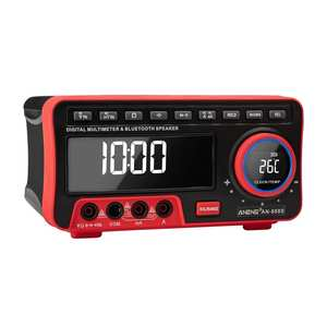 ANENG Digital Multimeter Multi-function Desktop LCD Display Multimeter 19999 Automatic