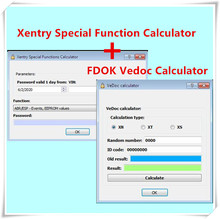 Venda quente mais novo das xentry função especial calculadora fdok vedoc keygen calculadora para mb estrela c3 c4 c5 c6