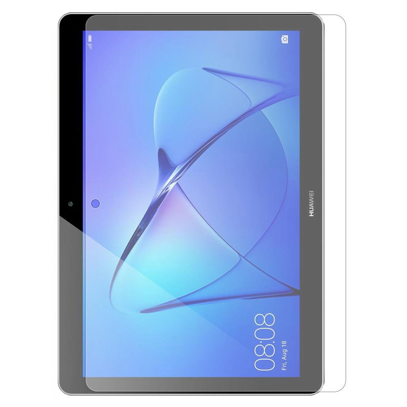 Tempered Glass Screen Protector For Huawei MediaPad M6 10.8 8.4 2019 M5 Lite 10.1 8.0 T5 10 T3 9.6 T3 7.0 3G Tablet Glass Film