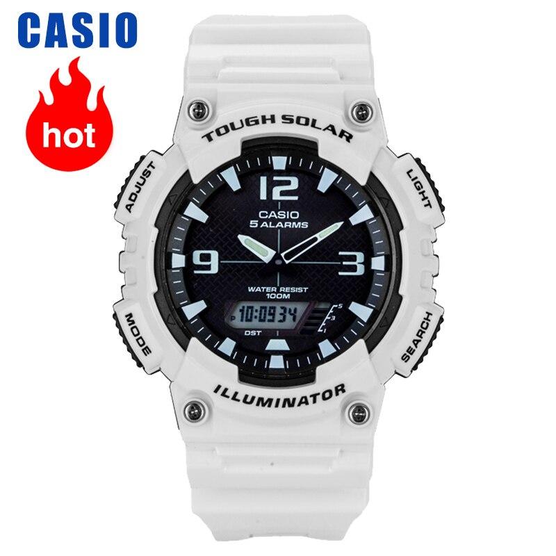 Casio Watch Sports Series Electronic Men's Watch AQ-S810WC-7A