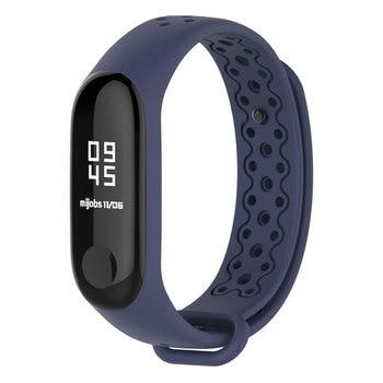 NFC Version mondiale Mi bande 5 Bracelet pour Xiaomi Mi bande 4 sangle Sport Smart Mi bande 3 sangle Bracelet Correa MiBand 3 4 3