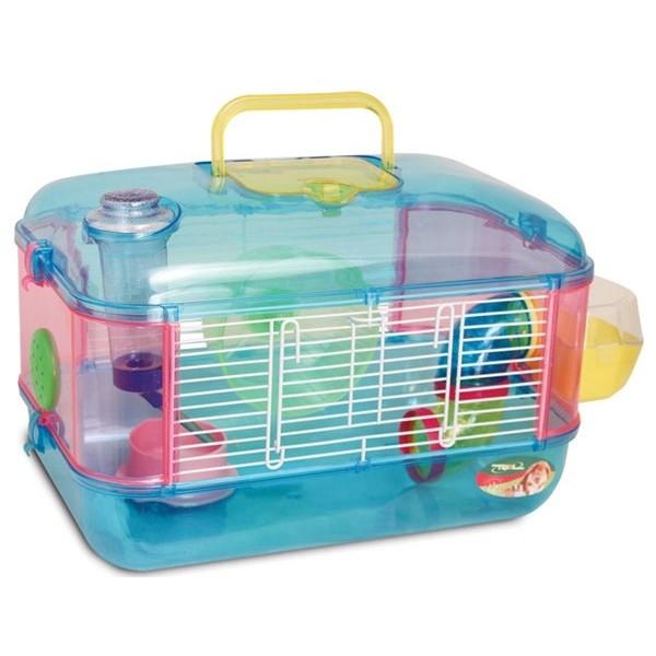 Cage Triol 31001а For Rodents, 400 х260х260mm