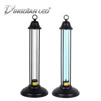 Venta Lámpara Ultravioleta UV lámpara de cuarzo desinfectante 38W AC220V luz germicida para el hogar lámpara esterilizadora