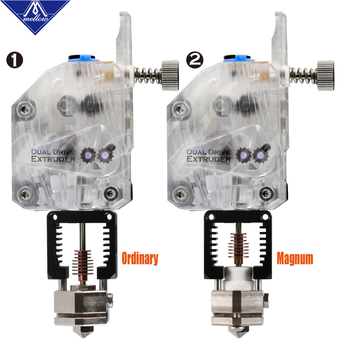 Mellow Nf-Crazy Hotend With Bmg Extruder Plated Copper V6 Nozzle Kit For 3D Printer Blv Printing 1.75MM Abs Petg Tpu Nyl