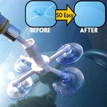 Windshield-Repair-Kit Polishing Windscreen Car-Cracked-Glass Resin-Sealer DIY Quick-Fix
