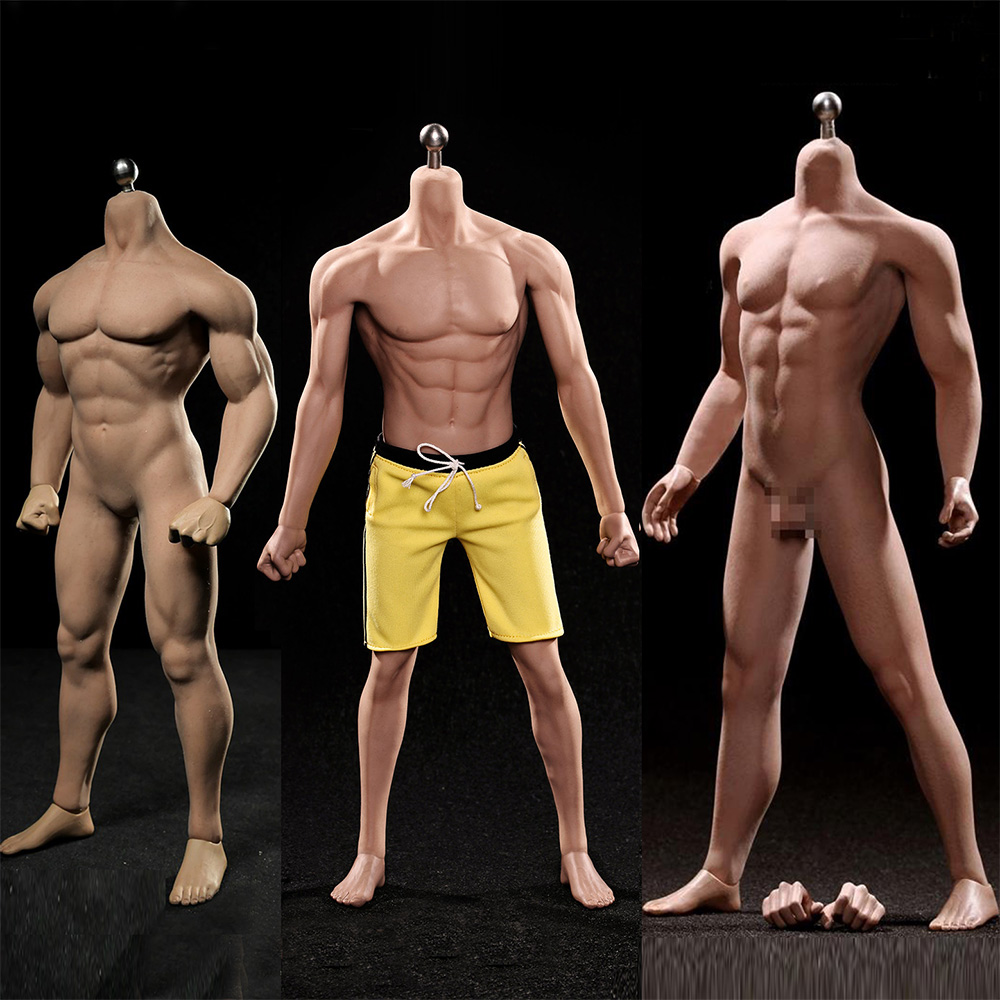 """PHICEN PL2016-M31 1//6 Flexible Stain Body  Fit for 12/"""" Male Figure Model"""