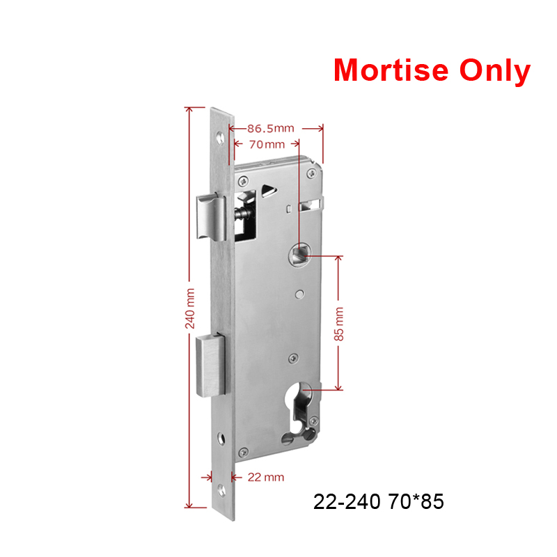 7085 Mortise only