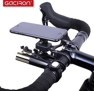 Регулируемый руль GACIRON H09, 31,8 мм, алюминиевый сплав, многофункциональный держатель для камеры, велосипеда, компьютера