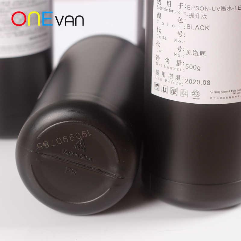 1 Botol 250G UV Tinta/Untuk EPSON Lampu LED UV Flatbed Printer/3D Silinder UV Printer untuk r1390 L1800 R1900 L800 R330 R2000 L805