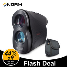 NORM Hunting Rangefinder 600m 900m 1200m 1500m. meter, Golf distance meter. Angle mode Range finder(China)