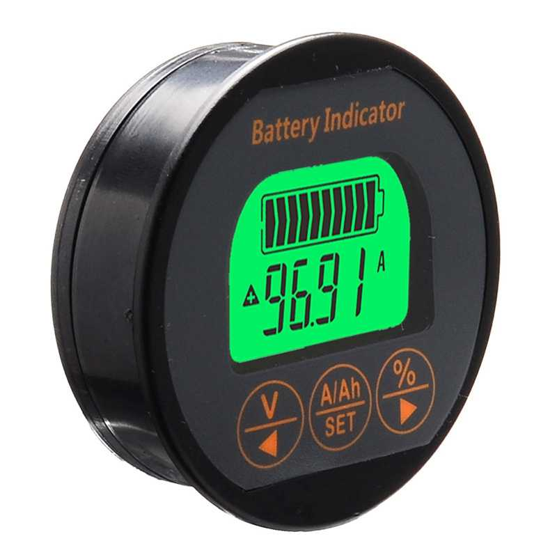 Battery Capacity Tester Coulometer Dc8-80V 50A Tr16 Battery Tester for Pb Li-Lon Lifepo Nimh Nicd Pe Kinds Of Batterys