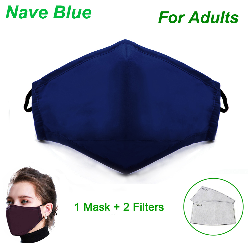 For Adults-Nave Blue