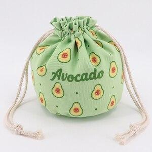 Avocado Travel Storage Bag Bea