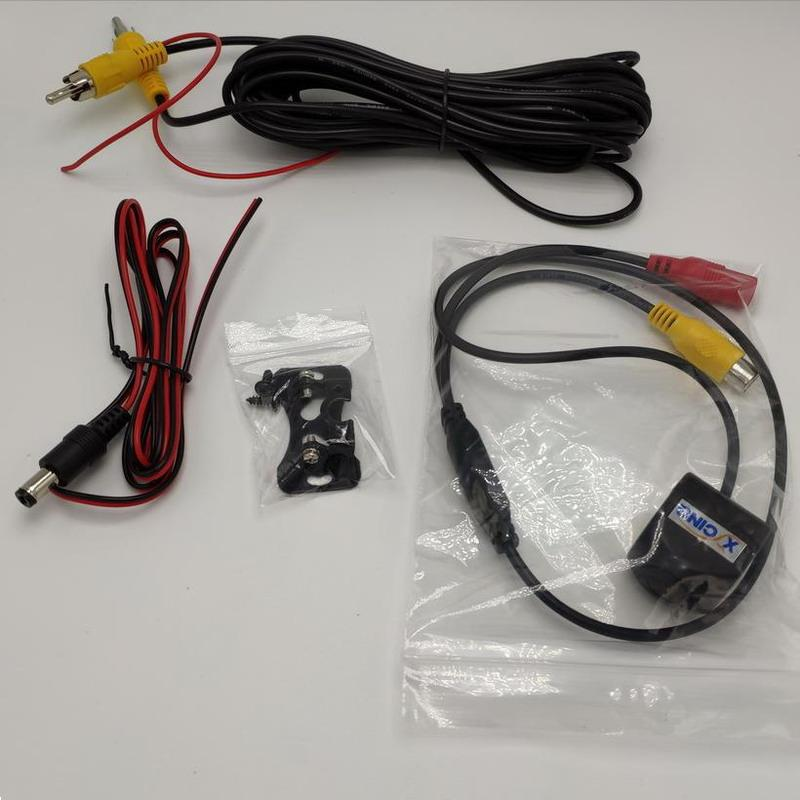 XYCING 170 Degree Angle HD Car Rear View Camera for Parking Assistance with Night Vision and Fisheye Lens 5